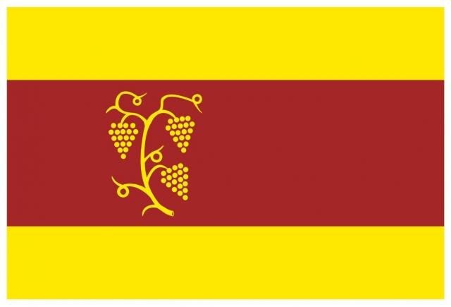Vlajka města Židlochovice, obrázek se otevře v novém okně