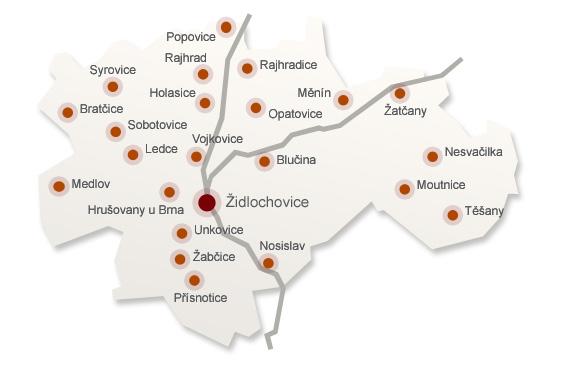 Region Židlochovicko, obrázek se otevře v novém okně