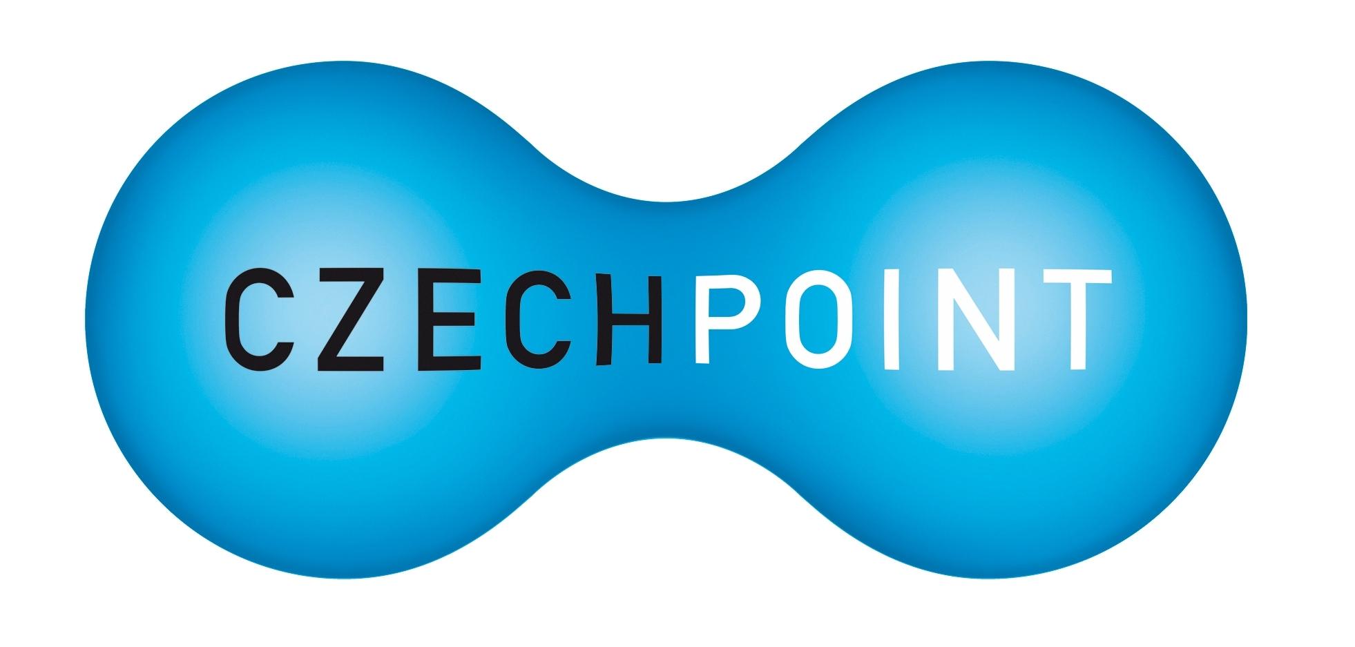logo CzechPOINT, obrázek se otevře v novém okně